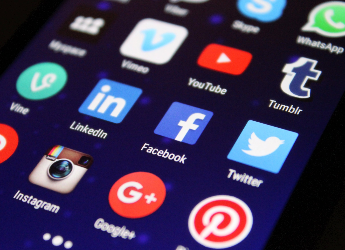 social media marketing for new business in singapore